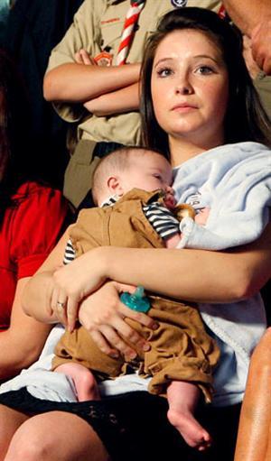 sarah palin pregnant 2008. Sarah Palin#39;s Teenage Daughter