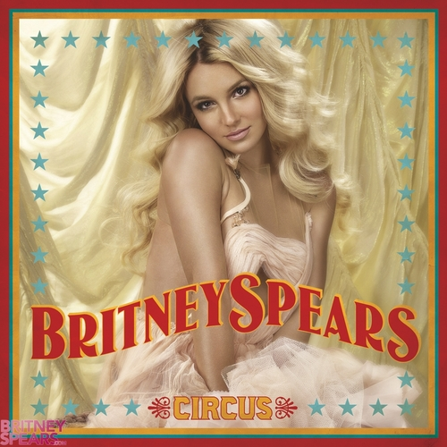 britney spears circus cover. Britney Spears -Circus