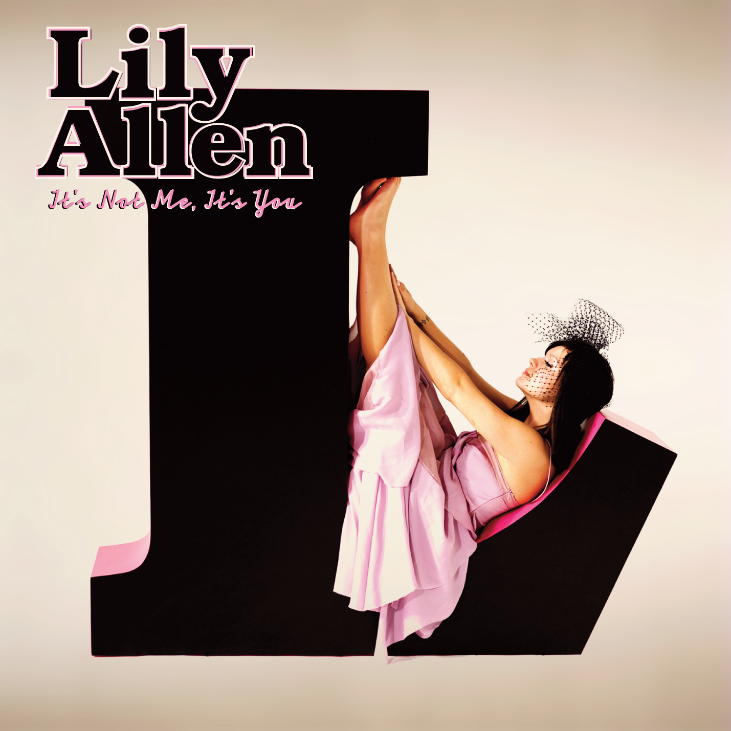 Lily Allen The Fear Album Cover. Lily Allen -It#39;s Not Me,