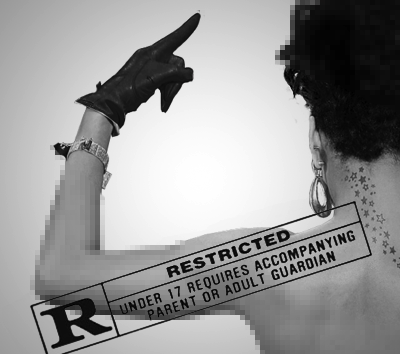 Rihanna -Rated R (Fanmade Album Title & Cover)   EuphoriaLand