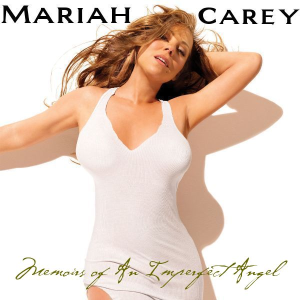 Memoirs of an imperfect angel by Mariah Carey, CD with ... |Mariah Carey Memoirs Of An Imperfect Angel Photoshoot