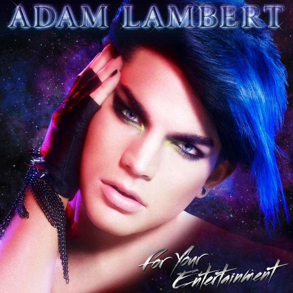 Adam+Lambert+-+For+Your+Entertainment+(Official+Album+Cover)