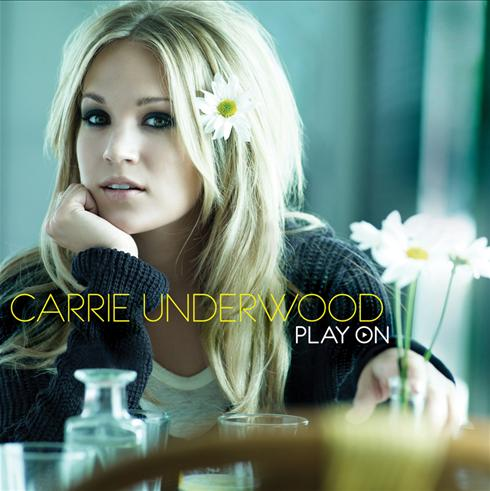 Carrie Underwood -Play On (Official Album Cover)