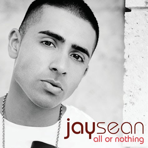 Jay Sean -All Or Nothing (Official Album Cover)