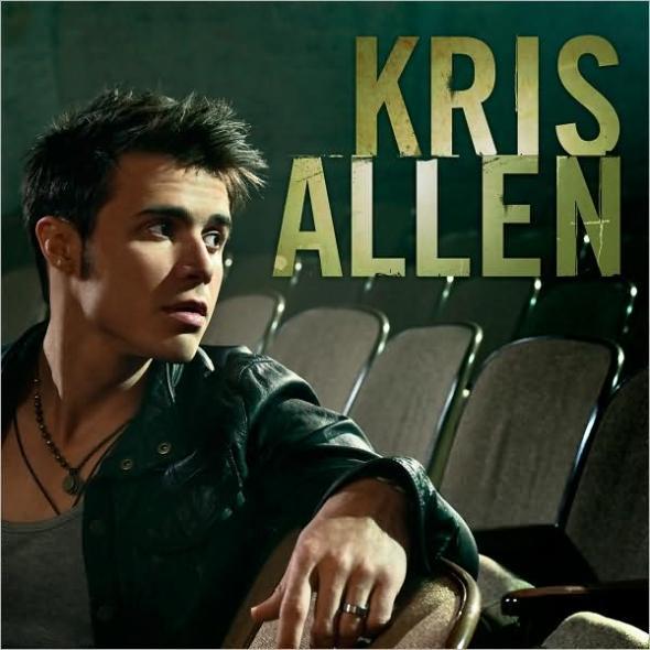 KrisAllen-KrisAllenOfficialAlbumCov
