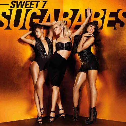 Sugababes+-+Sweet+7+(Official+Album+Cover)