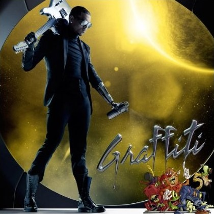 Pass  Chris Brown on Chris Brown  Graffiti  Deluxe Edition   Official Album Cover