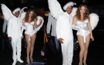 "Mariah Carey and Nick Cannon as ""Imperfect"" Angels"