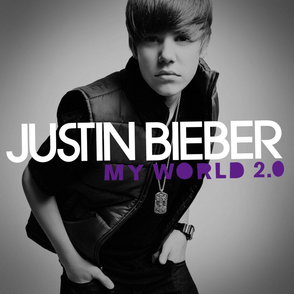 justin bieber my world album art. Justin Biber My World 2.0