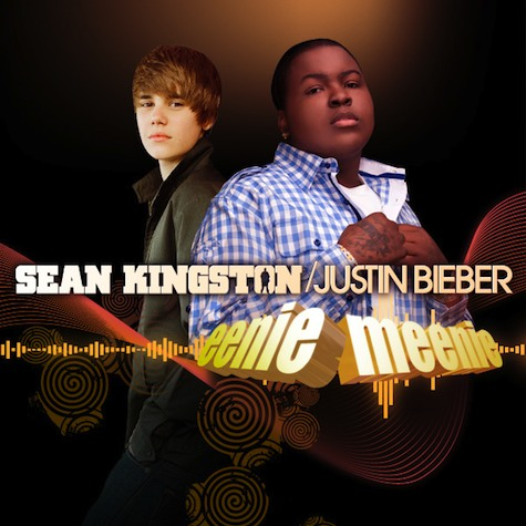 Sean Kingston Feat Justin Bieber -Eenie Meanie (Offical Single Cover)