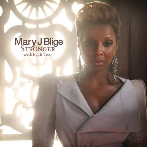 the one mary j blige album cover. Mary J Blige -Stronger